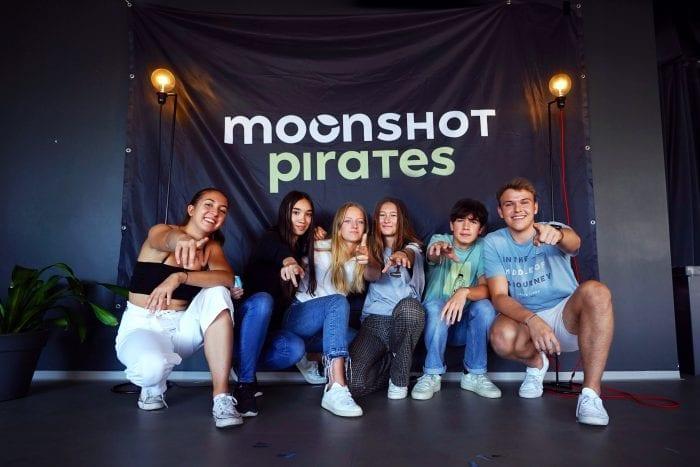 Global Peer Mentorship Moonshot Pirates