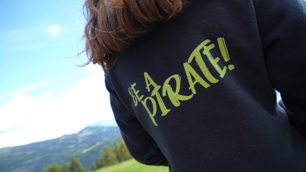 #beapirate Moonshot Pirates